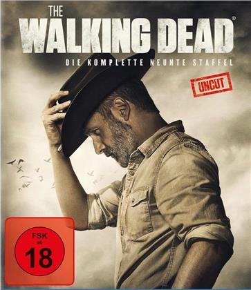 The Walking Dead - Staffel 9 (Uncut, 6 Blu-rays)