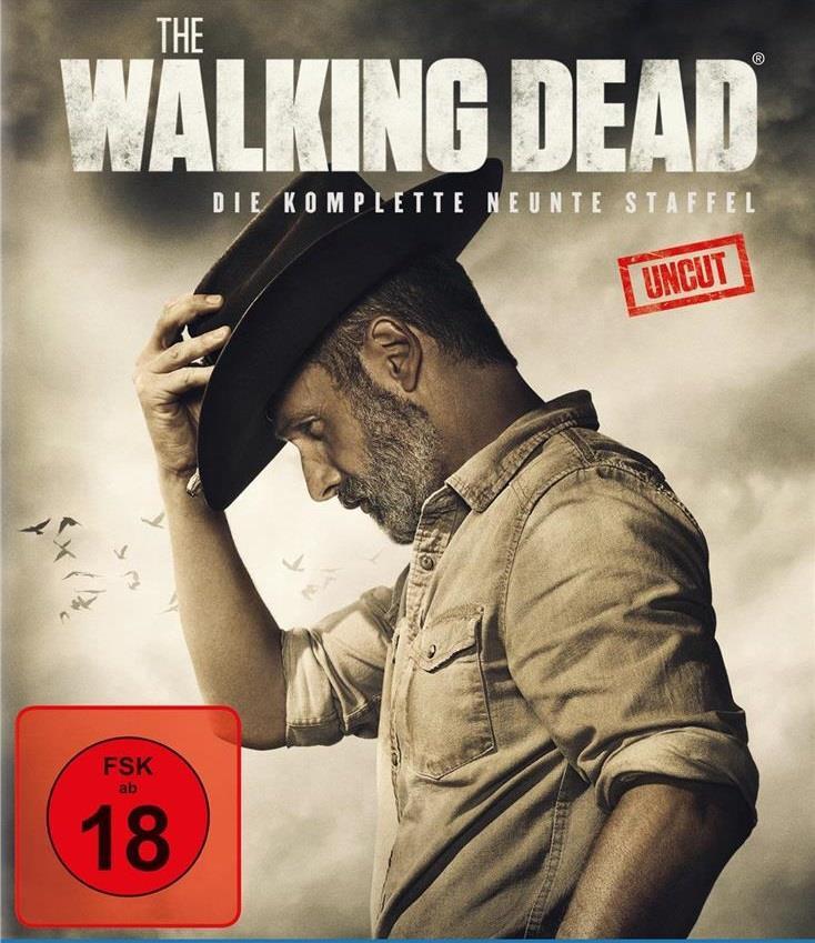 The Walking Dead - Staffel 9 (Uncut, 6 Blu-rays)