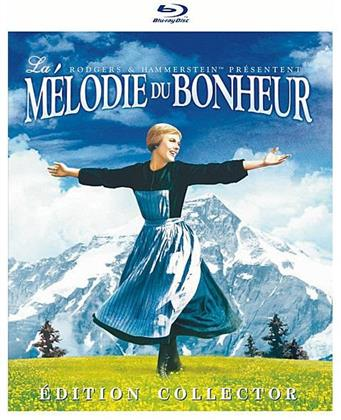 La mélodie du bonheur (1965) (Collector's Edition, 2 Blu-ray)