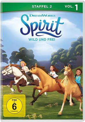 Spirit - Wild und Frei - Staffel 2 - Vol. 1