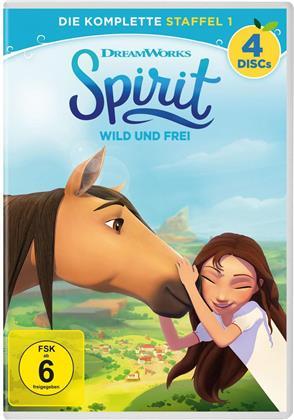Spirit - Wild und Frei - Staffel 1 (4 DVDs)