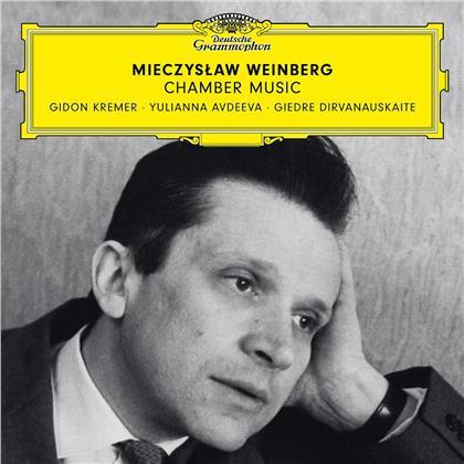 Gidon Kremer, Yulianna Avdeeva, Giedré Dirvanauskaité & Mieczyslaw Weinberg (1919-1996) - Chamber Music