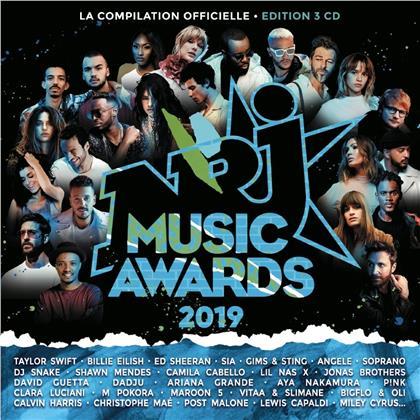 Nrj Music Awards 2019 (3 CDs)