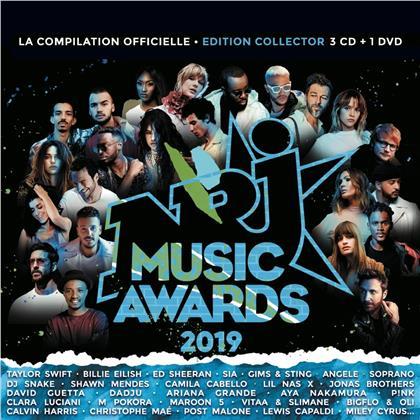 Nrj Music Awards 2019 (4 CDs)