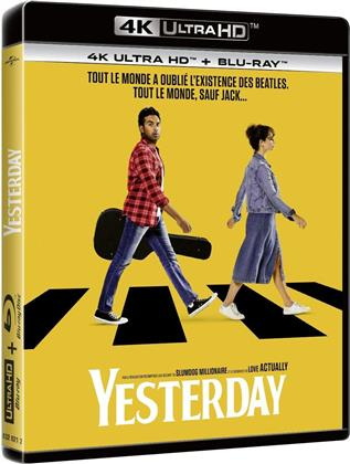 Yesterday (2019) (4K Ultra HD + Blu-ray)