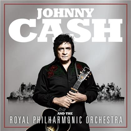 Johnny Cash - Johnny Cash And The Royal Philharmonic Orchestra (LP)