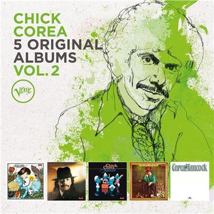 Chick Corea - 5 Original Albums Vol.2 (5 CDs)
