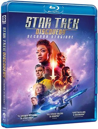 Star Trek Discovery - Stagione 2 (4 Blu-ray)