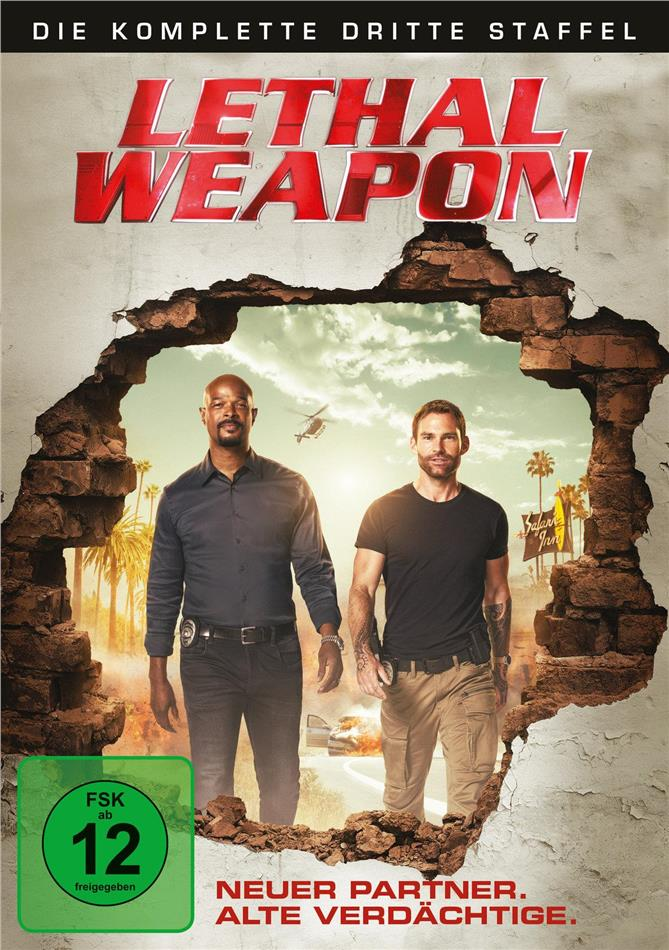 Lethal Weapon - Staffel 3