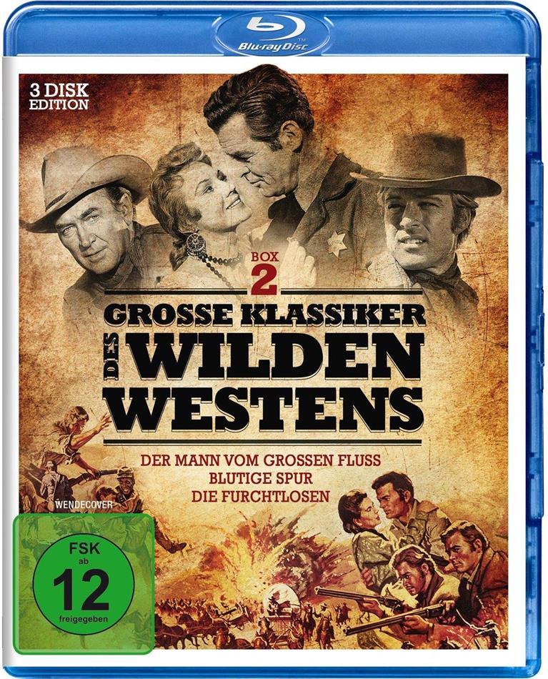 Grosse Klassiker des Wilden Westens 2 (3 Blu-rays)