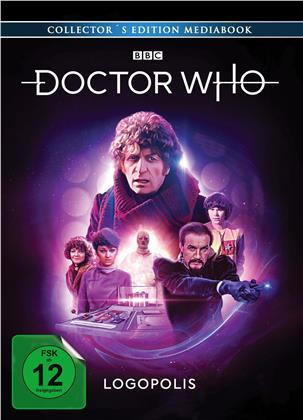 Doctor Who - Logopolis (Collector's Edition, Mediabook, Blu-ray + 2 DVDs)