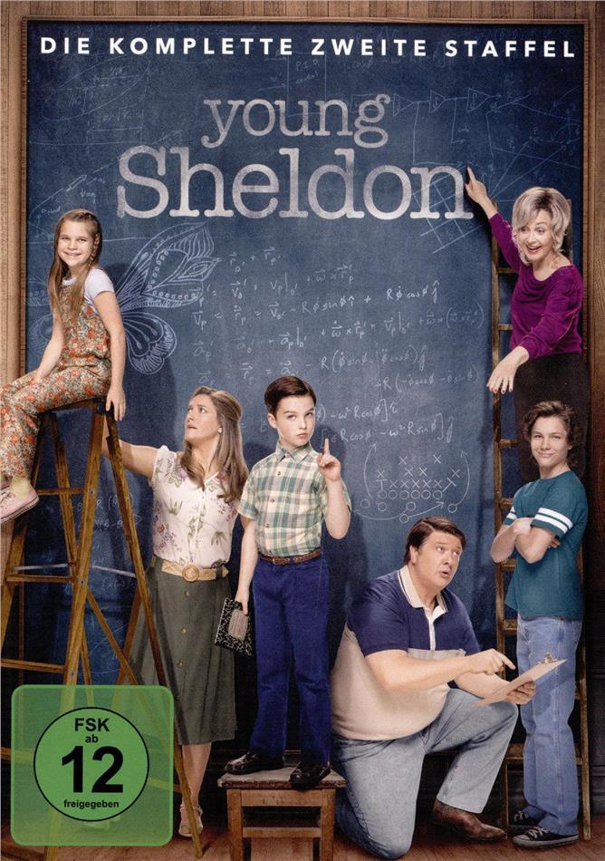 Young Sheldon - Staffel 2