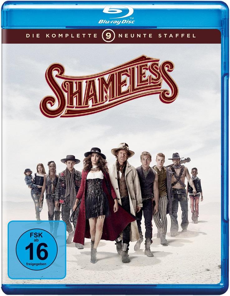 Shameless - Staffel 9 (3 Blu-rays)