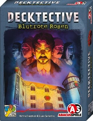 Decktective - Blutrote Rosen (d)