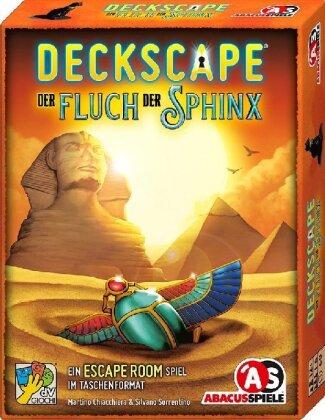 Deckscape - Der Fluch der Sphinx (d)