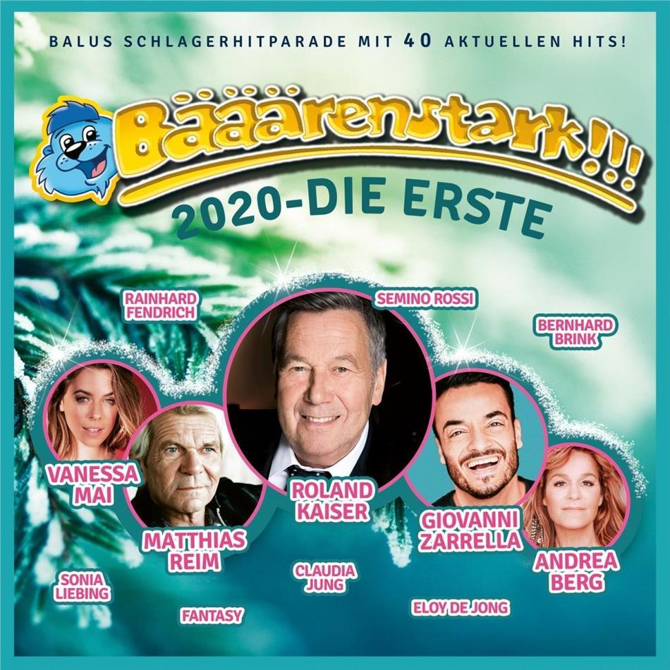 Bääärenstark!!! Winter 2020 (2 CDs)
