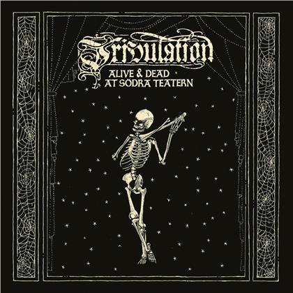 Tribulation - Alive & Dead At Sodra Teatern (2 CDs)