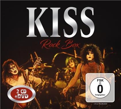 Kiss - Rock Box (3 CDs)