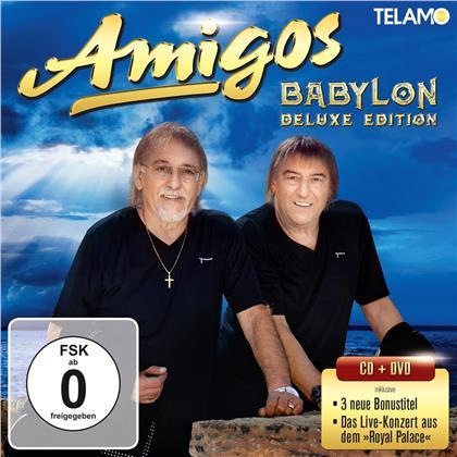 Amigos - Babylon (Deluxe Edition, CD + DVD)