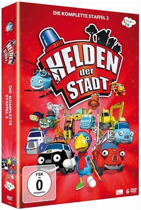 Helden der Stadt - Staffel 2 (6 DVDs)