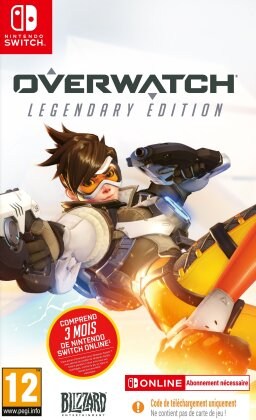Overwatch - Legendary Edition - (Code in a Box)