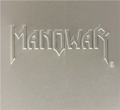Manowar - Gods Of War (2019 Reissue, Magic Circle, Steelbook, 2 CDs)