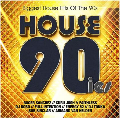 House 90Ies - Biggest House Hits Of The 90S (2 CDs)