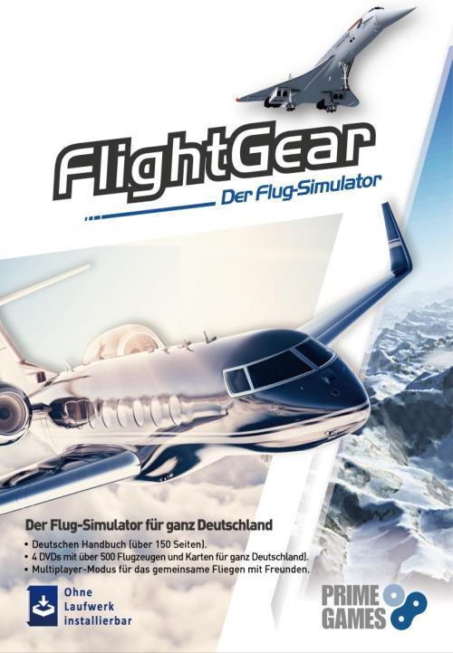 FlightGear 2020 - Der Flug-Simulator