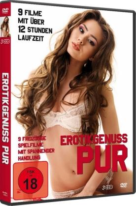 Erotikgenuss Pur (3 DVDs)