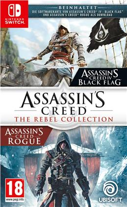 Assassins Creed: The Rebel Collection