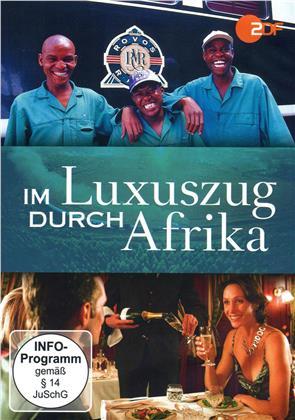Im Luxuszug durch Afrika (2 DVDs)
