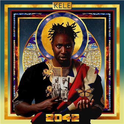 Kele (Kele Okereke Of Bloc Party) - 2042 (2 LPs)