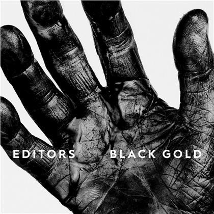 Editors - Black Gold - Best Of (Gatefold, 2 LPs + Digital Copy)