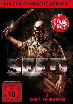 Seed (2007) / Seed 2 - The New Breed (Neuauflage, 2 DVDs)