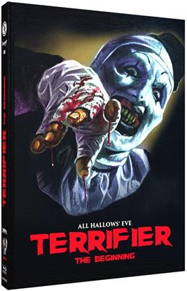 Terrifier - The Beginning (2013) (Cover D, Limited Edition, Mediabook)