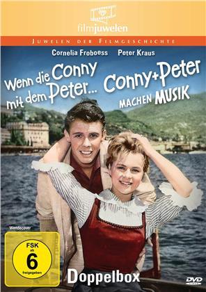 Wenn die Conny mit dem Peter / Conny und Peter machen Musik (Filmjuwelen, 2 DVDs)