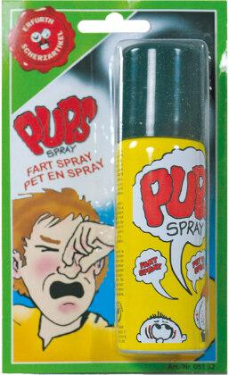 Pupsspray auf Karte - Inhalt für 8-10 Anwendungen