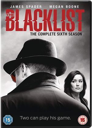 The Blacklist - Season 6 (6 DVDs)