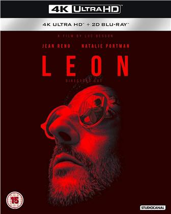 Leon (1994) (Director's Cut, 4K Ultra HD + 2 Blu-rays)