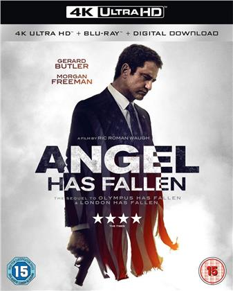 Angel Has Fallen (2019) (4K Ultra HD + Blu-ray)