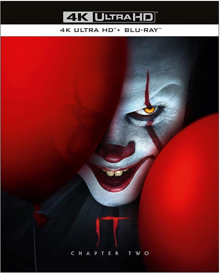 IT - Chapter 2 (2019) (4K Ultra HD + Blu-ray)