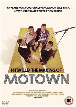 Hitsville - The Making Of Motown (2019)