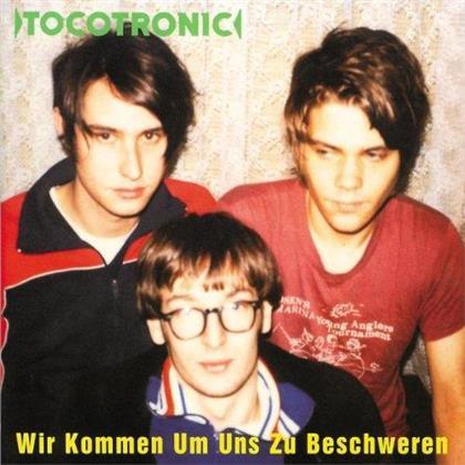 Tocotronic - Wir Kommen Um Uns Zu Beschweren (2019 Reissue, 2 LPs)