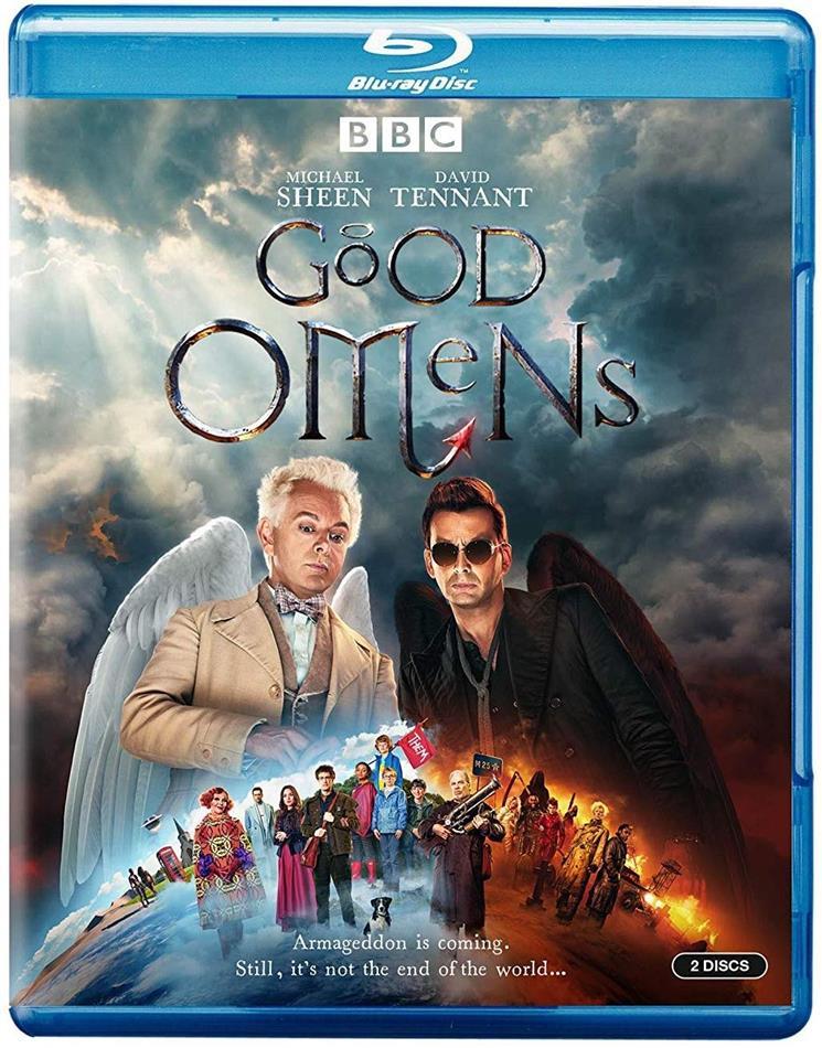 Good Omens - TV Mini-Series (BBC, 2 Blu-rays)