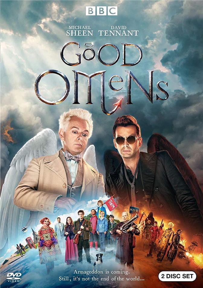Good Omens - TV Mini-Series (BBC, 2 DVDs)