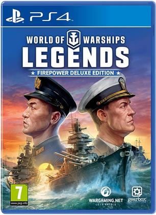 World of Warships Legends - (Firepower Deluxe Edition)