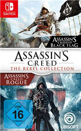 Assassins Creed Rebel Collection (German Edition)