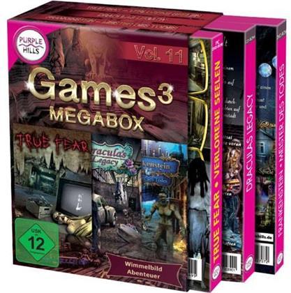 Games 3 - Mega Box Vol.11