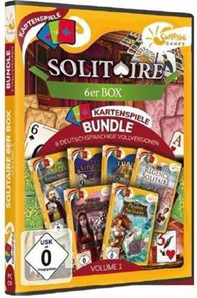 Solitaire 6-er Box Vol. 1