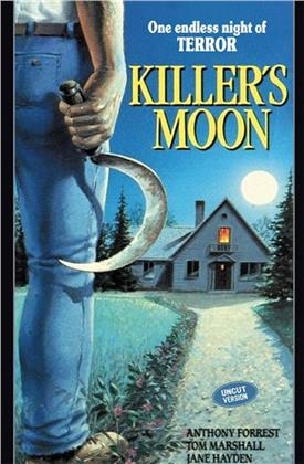 Killer's Moon (1978) (Grosse Hartbox, Cover C, Limited Edition)